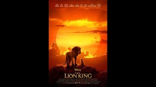 The Lion King (2019) -  Movie RANT