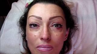 Tatuaj ochi. Galerie cu 2000 video http://www.machiajtatuaj.ro Zarescu Dan $DC M6183