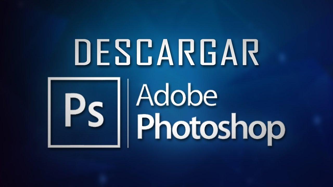 descargar gratis photoshop cs6 en español