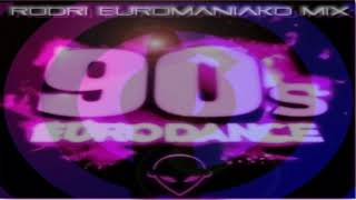 RODRI EUROMANIAKO MIX - 90S EURODANCE
