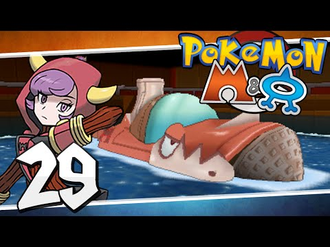 Pokémon Omega Ruby and Alpha Sapphire - Episode 29 | Team Magma Hideout!