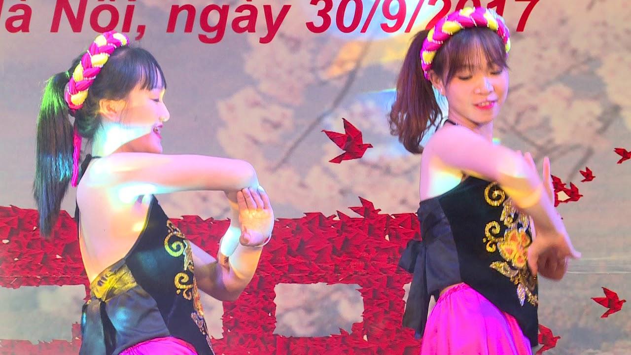 Múa hiện đại do các em du học sinh Nhật Bản Việt Trí MD thể hiện