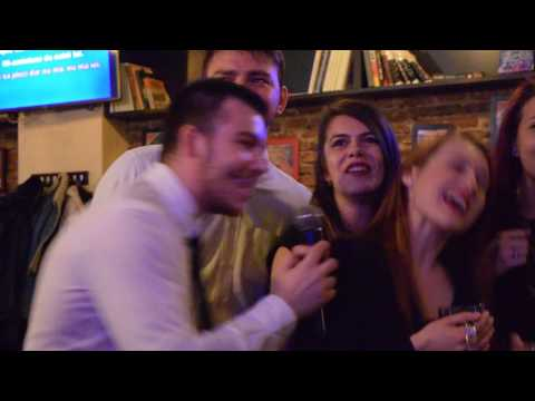 Mar 24th Dragostea din tei Karaoke at Tunes Pub Bucharest