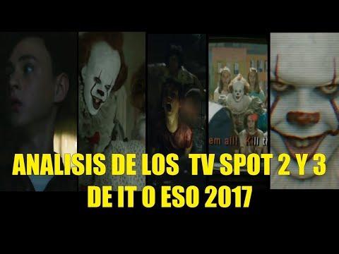 Analisis de los TV SPOTS 2 y 3 de IT ESO 2017 Curiosidades Referencias Cuadro a Cuadro