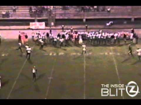 Robert Smith FR Season Highlights - Woodland HS 2007 Season