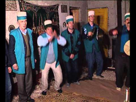 """Nuptial dance"" - Sufi ritual in Kosovo"