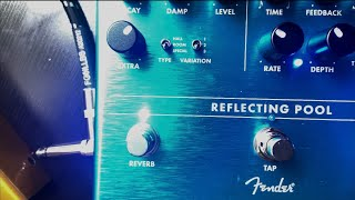 Fender Reflecting Pool - Different Modes
