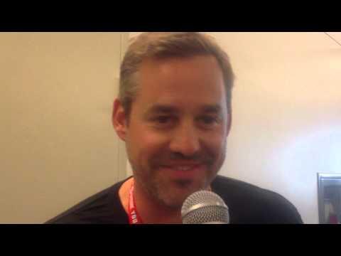 Nicholas Brendon Buffy interview Comic Con