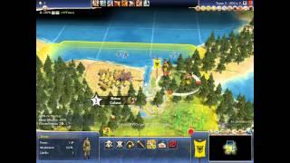 Civilization IV Complete ITA, Campagna #1