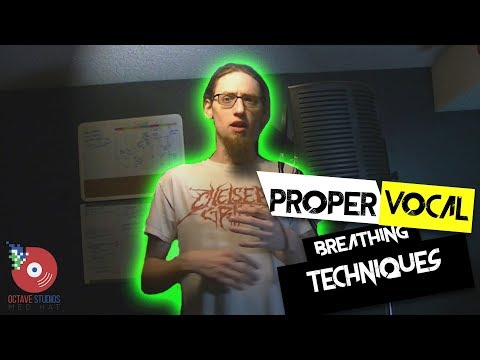Tips and Tricks 24 - Proper Breathing Techniques For Vocalists