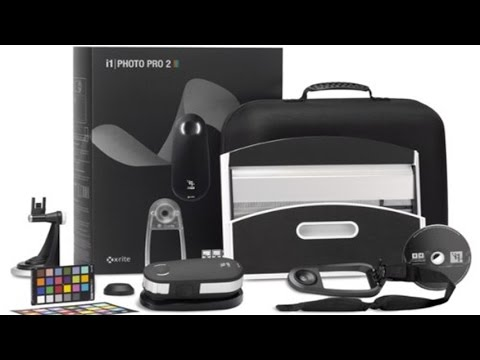 X Rite i1Photo Pro 2 EO2PHO The Most Accurate and Consistent Color  Calibration and Profiling