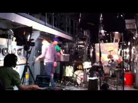 Seattle Times Pressroom Concert