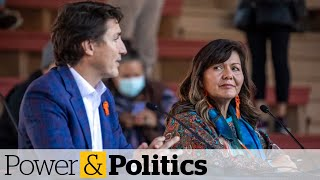Trudeau visits First Nation, apologizes for skipping earlier invitations