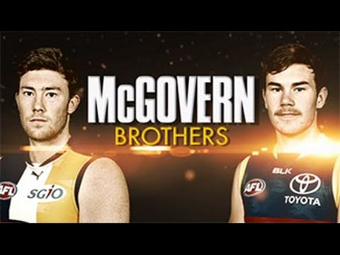Meet the McGovern brothers