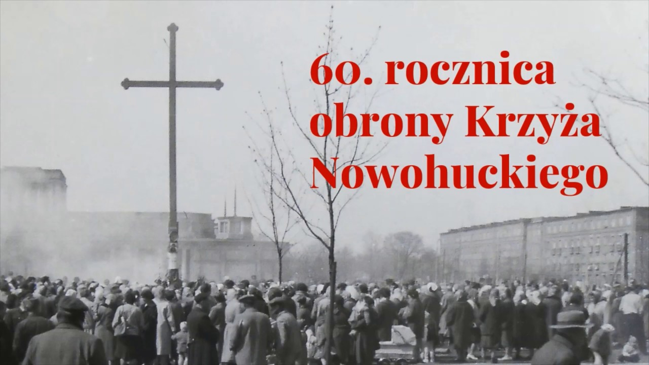 W obronie Nowohuckiego Krzyża
