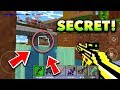 Top 10 NEW Secret Locations! (Pixel Gun 3D)