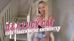 Q&A      😹   ❤️   👄  👅      | LUCY CAT