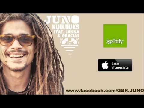 Juno feat. Janna & Gracias - Kuuluuks (audio)