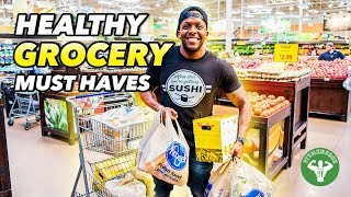 Healthy Grocery Essentials for Your Pantry & Freezer