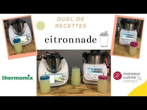 duel-de-recettes-:-la-citronnade-(-thermomix-tm6-vs-monsieur-cuisine-connect-par-sand-cook&look-)