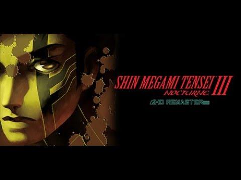 Let's Play Shin Megami Tensei III: Nocturne HD Remaster Part 14 - MATADOR |