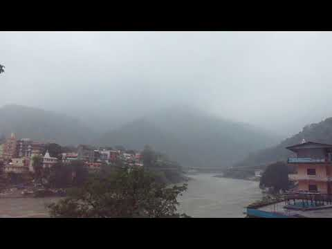 Mystical Peace at Rishikesh ( Royal Cafe )