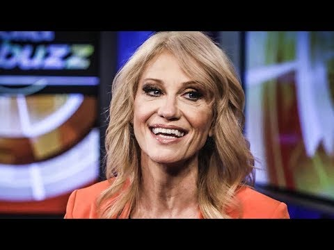 Disgraceful Kellyanne Conway May Replace Anthony Scaramucci As Trump's Communications Director