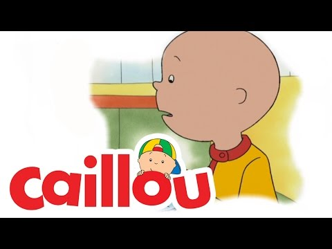 Caillou - The Treasure Chest  (S02E02) | Cartoon for Kids