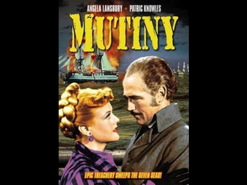 Watch Movies Free : Mutiny (1952) Mark Stevens, Angela Lansbury