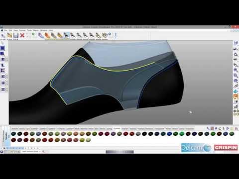 Footwear Design - 3D Printed Shoes