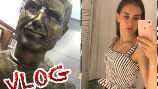 VLOG: Сфоткалась со Стивом Джобсом! Злые собаки! Покупки: Dior Homme, Garnier...Рецепт моего скраба