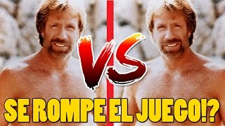 CHUCK NORRIS vs CHUCK NORRIS! SE ROMPE EL JUEGO!? | Ultimate Epic Battle Simulator