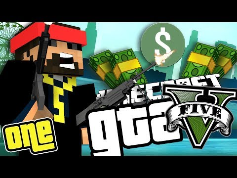 A NEW START WITH ALL THE MONEY!! in Minecraft GTA 5