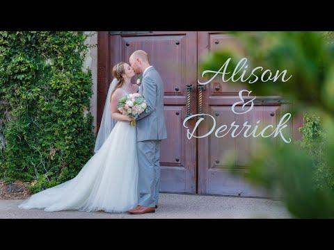 Alison & Derrick
