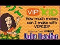 How much money do VIPKID teachers make?