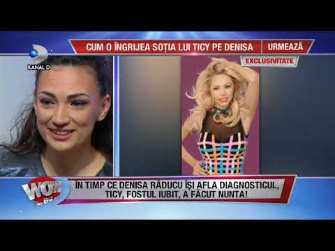 WOWBIZ (15.11.) - Cand Denisa Raducu si-a aflat diagnosticul, fostul iubit a facut nunta? Partea I