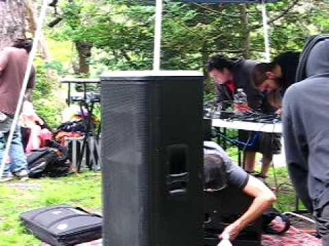 Bloody Snow Man Live @ Daly City Forks Of July 7.4.2008.AVI