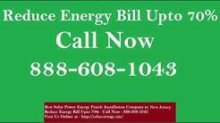 Best Solar Power (Energy Panels) Installation Company in Barrington New Jersey NJ