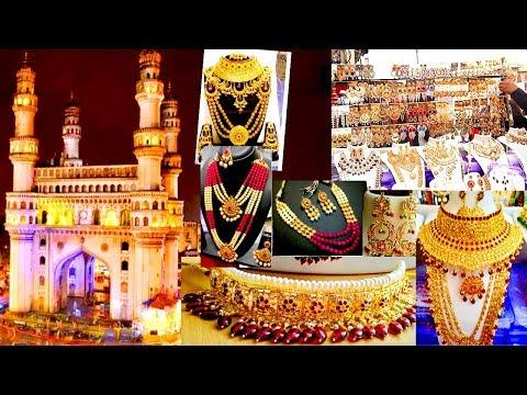 Shopping at Charminar | Hyderabad street shopping | Bridal J