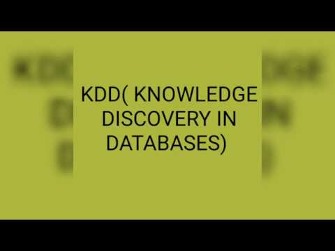 1.4 KDD PROCESS( KNOWLEDGE DISCOVERY IN DATABASES)-DATAWAREHOUSE, DATAMINING