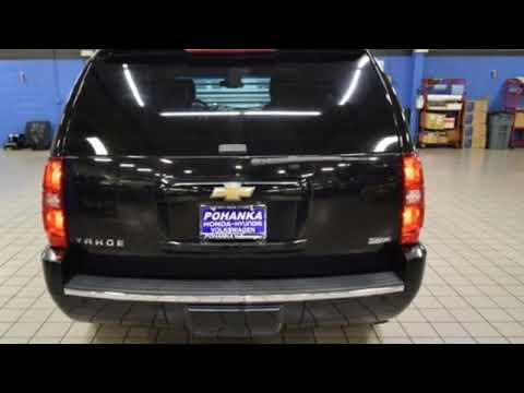 Used 2009 Chevrolet Tahoe Capitol Heights, MD #VKC558586A - SOLD
