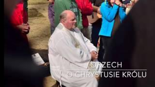 O Chrystusie Królu. [Orzech] ks. Stanisław Orzechowski