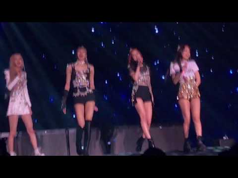 190417 Blackpink World Tour In LA - Kick It/Hope Not (아니길)
