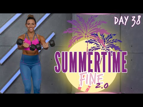 30-minute-upper-body-push-and-hiit-workout-|-summertime-fine-2.0---day-38