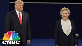 The Second Presidential Debate: Hillary Clinton and Donald Trump (Full Debate) | CNBC
