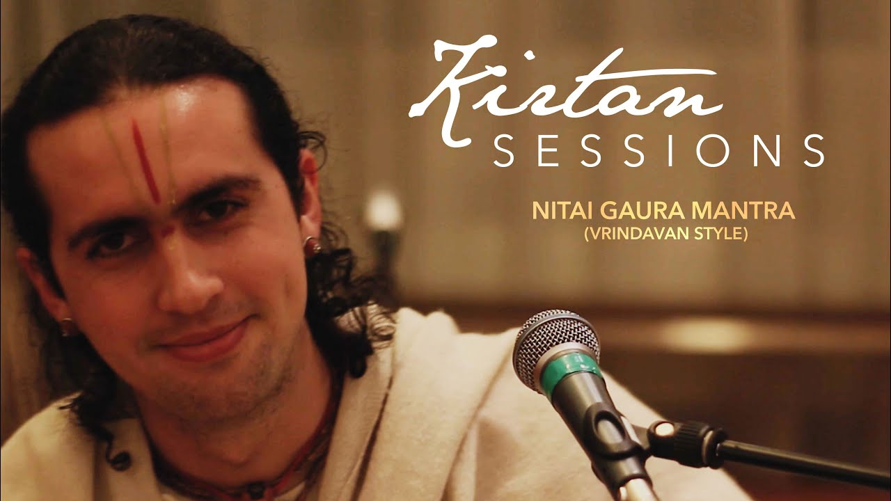 Nitai Gaura Mantra (Vrindavan Melody) at The Ashram - Kirtan Sessions