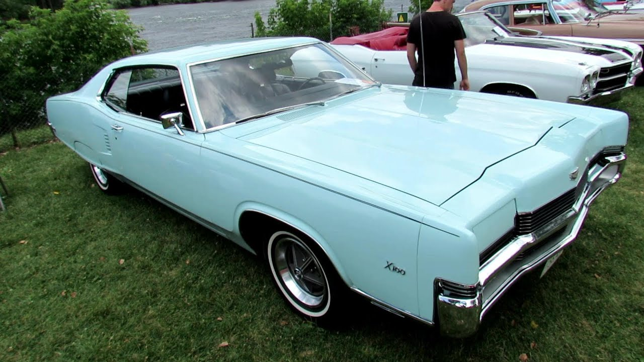 1969 Mercury Marauder X 100 Exterior And Interior   2012 Concours  Du0027Elegance Du Chambly, Quebec   YouTube