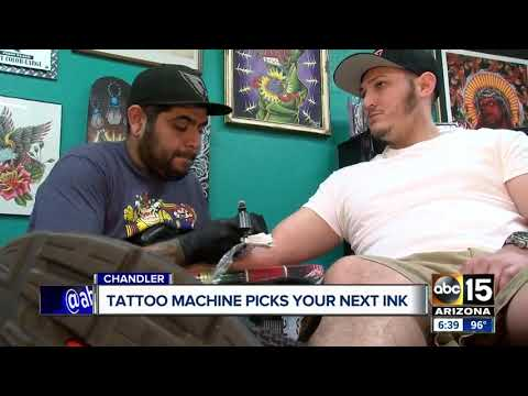 Chandler tattoo shop offering cheap tattoos…but there's a catch!