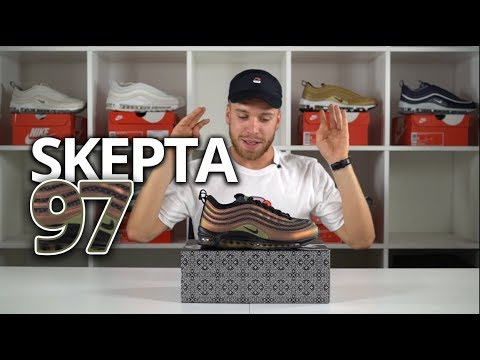 Skepta Air Max 97 Review & Meeting ASAP Rocky – Banging Nike