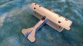 REVELL 1/72 Fokker D.VII - Inter War Aviation Group Build Entry